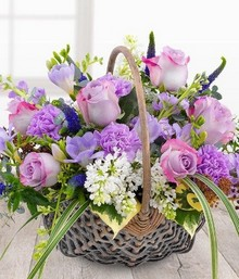 Fabulously Fragrant Basket*