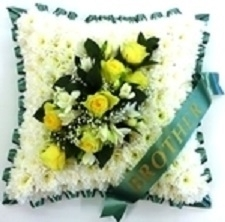 A Florist choice  cushion
